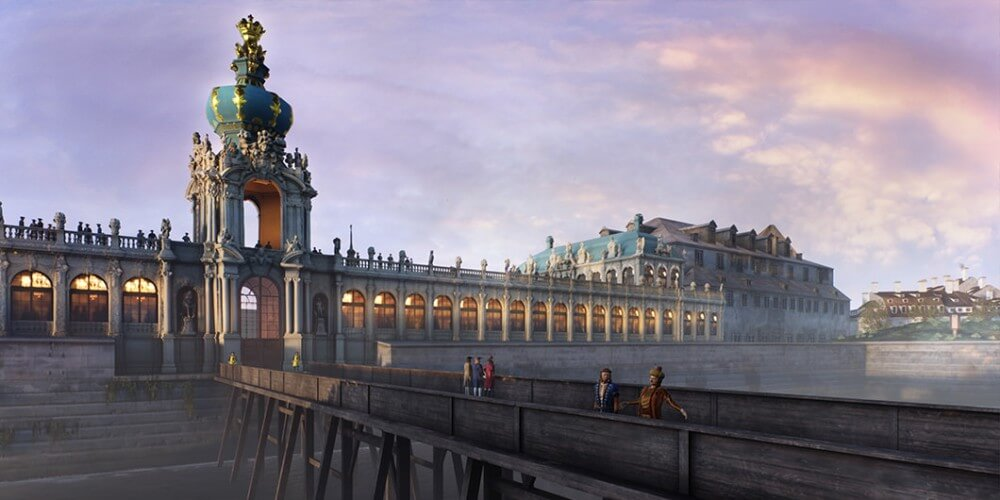 TimeRide Dresden - Historisches Dresden in Virtual Reality - Bild 1