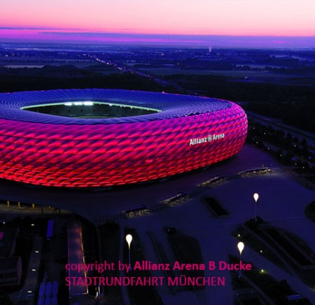 FC Bayern Fussball Tour