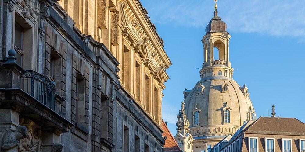 Führung durch die Frauenkirche (Spr. deutsch) - Bild 4