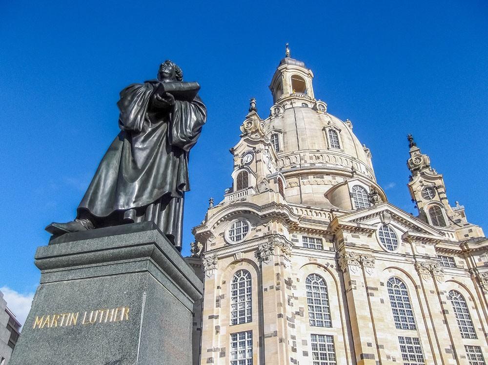 Kuppelaufstieg Frauenkirche