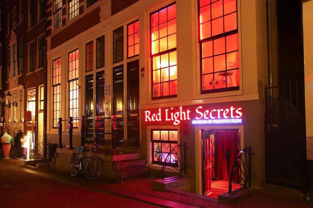 Grachtenfahrt & Rotlichtmuseum - Red Light Secrets - Bild 1