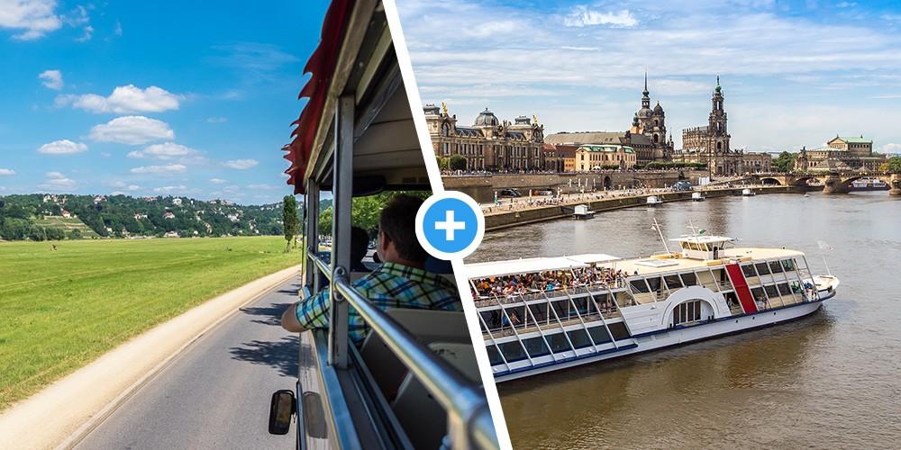 Entdeckertour - Schiff & Bus - Bild 1