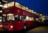 Abendliche Lichterfahrt - Mit Bus und Alsterschiff