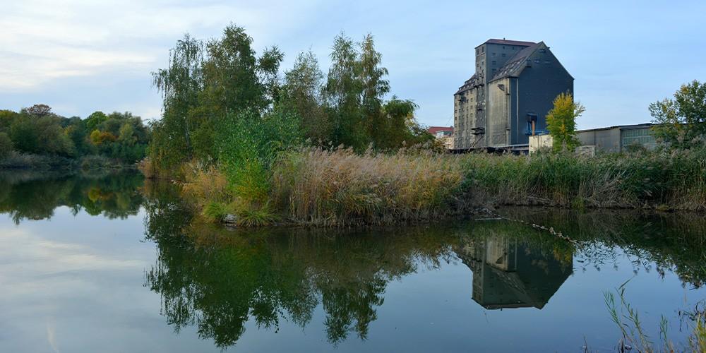 Geführte Kanalfahrt zum Lindenauer Hafen - Bild 5