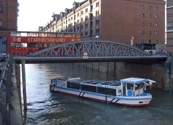 Hafenrundfahrt & Grosse Stadtrundfahrt - Bild 3