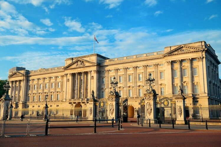 Führung: Wachablösung am Buckingham Palace - Bild 2