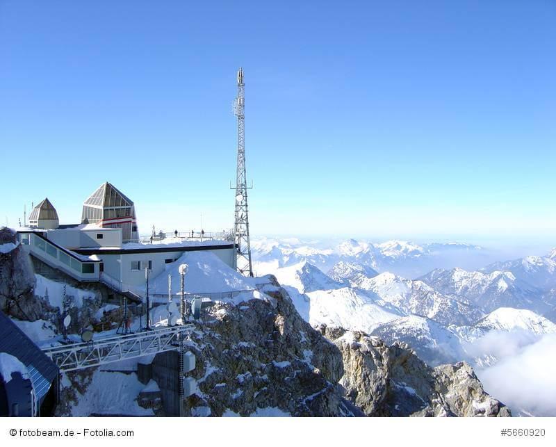 Ausflug Zugspitze - höchster Berg Deutschlands - Bild 1