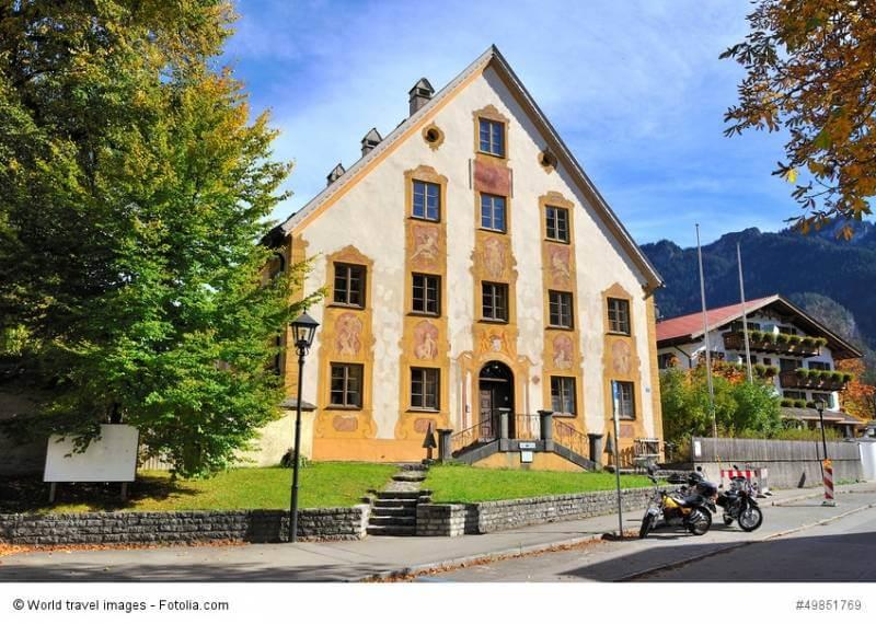 Ausflug Schloss Linderhof & Oberammergau - Bild 2