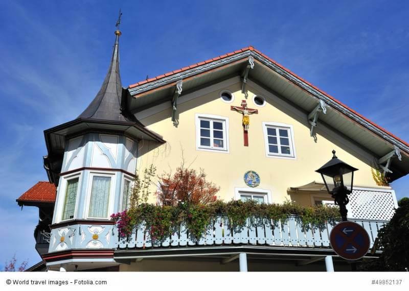 Ausflug Schloss Linderhof & Oberammergau - Bild 3