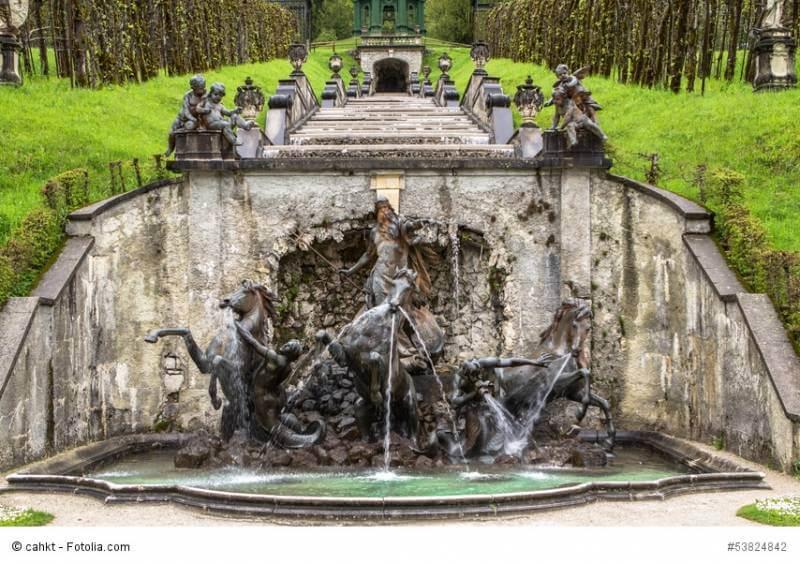 Ausflug Schloss Linderhof & Oberammergau - Bild 5