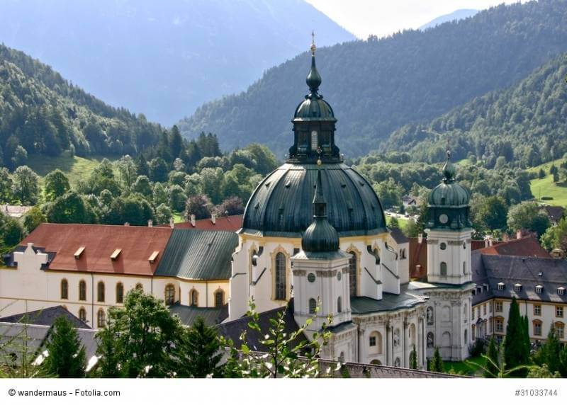 Ausflug Schloss Linderhof & Oberammergau - Bild 1