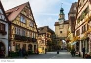 Ausflug Rothenburg & Harburg