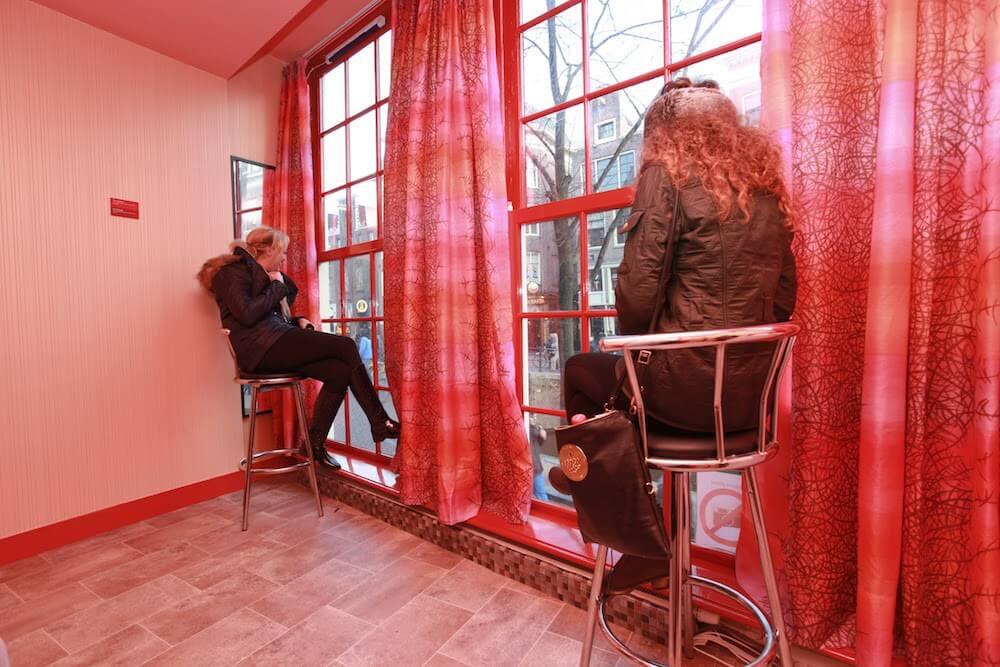 Grachtenfahrt & Rotlichtmuseum - Red Light Secrets - Bild 2