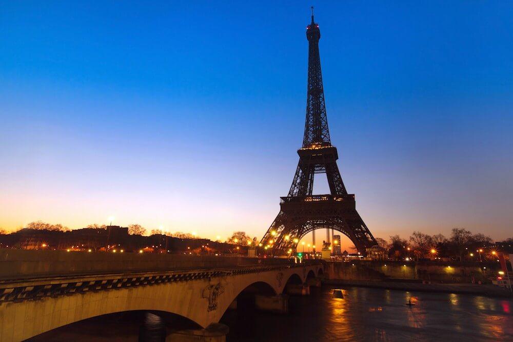 Paris bei Nacht & Große Stadtrundfahrt - 2 Tage - Bild 1