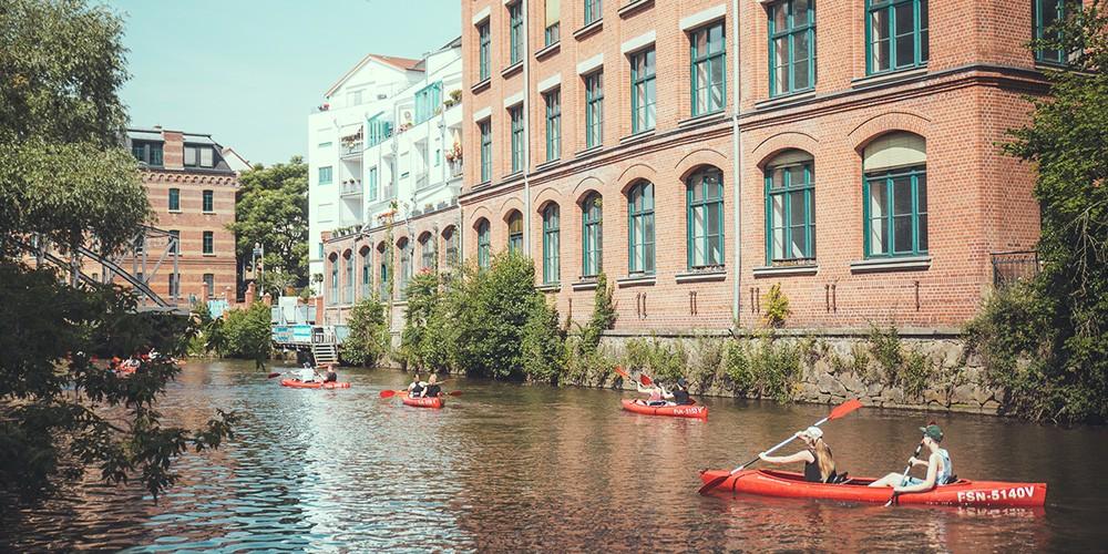 Kanutour mit Guide durch Leipzig - Bild 3