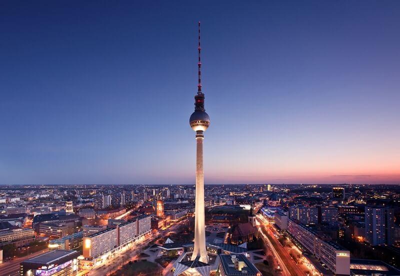 Ohne Anstehen: Fernsehturm Berlin - Bild 1