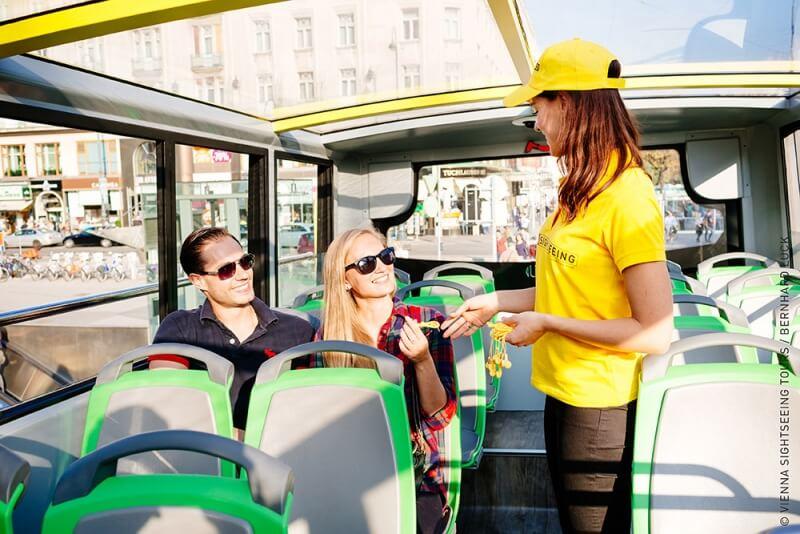 Große Stadtrundfahrt - 3 Linien - 48 Std. (Hop on Hop off) - Bild 2
