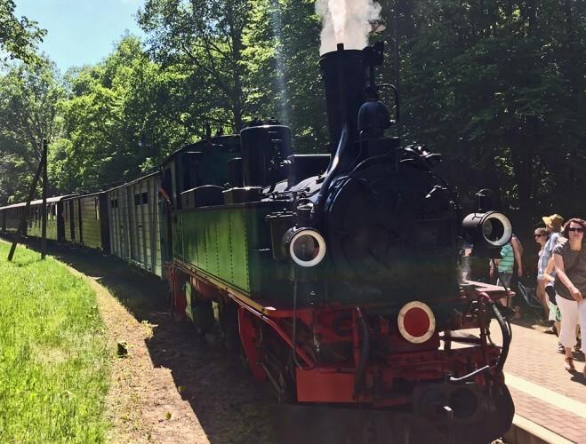 Lößnitzgrundbahn - Bild 1