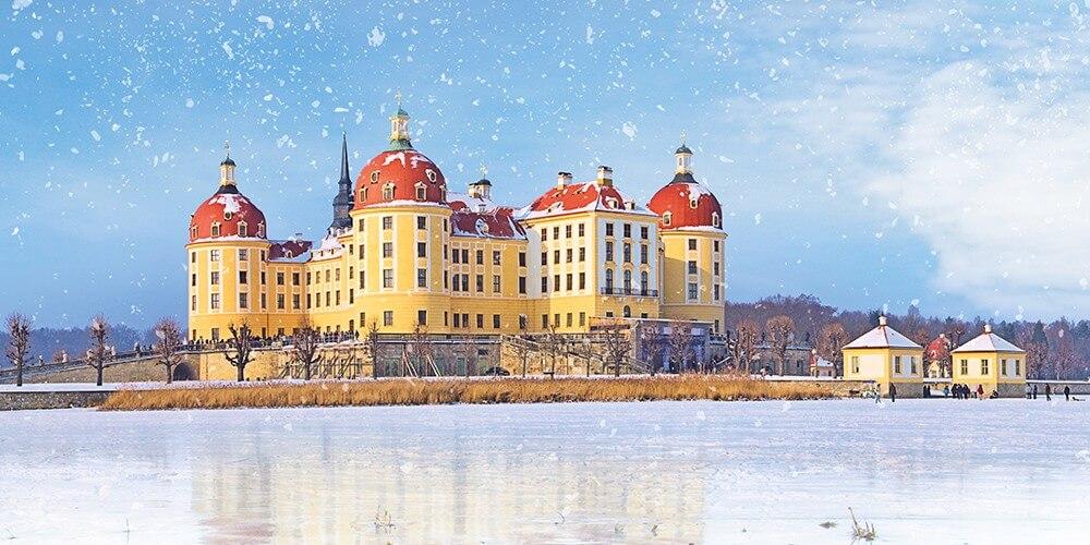 Romantischer Ausflug nach Moritzburg mit Eintritt ins Aschenbrödel-Schloss - Bild 2