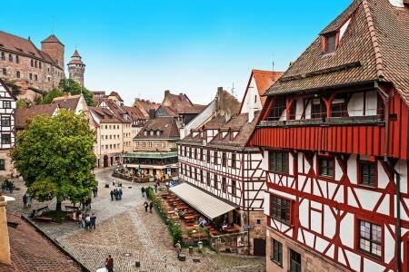 Ausflug nach Nürnberg