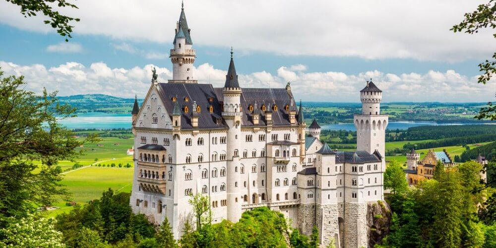 Tagesausflug Von München Nach Schloss Neuschwanstein Linderhof