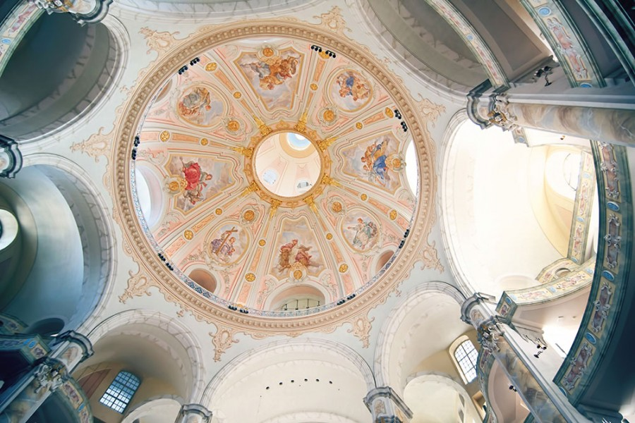 Kuppelaufstieg Frauenkirche - Bild 3