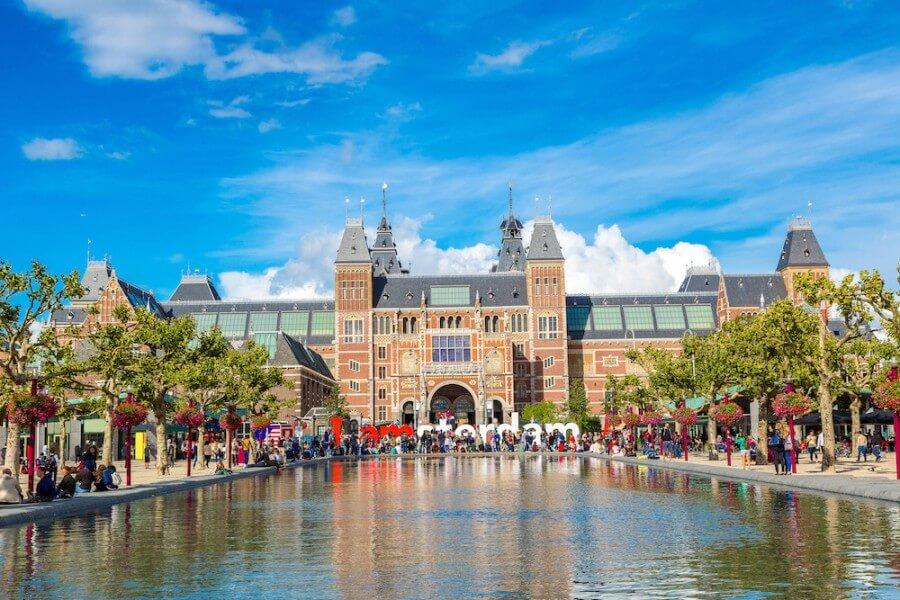 Rijksmuseum & Grachtenfahrt - Bild 1