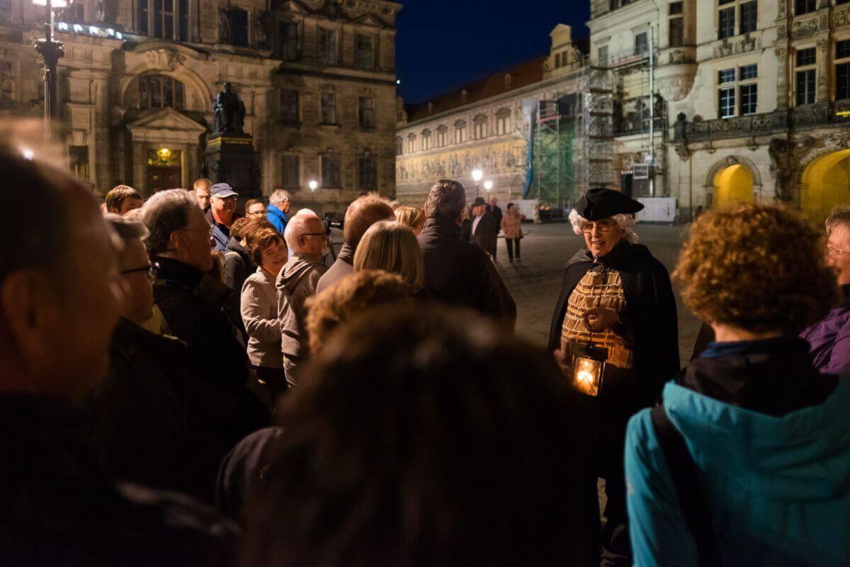 Dresdner Nachtwächterrundgang - Bild 1