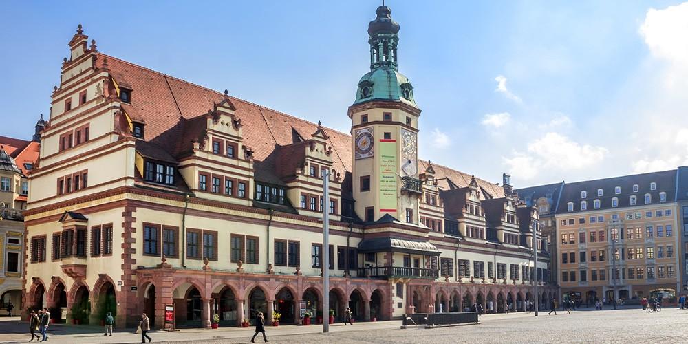 Stadtspiel Leipzig Innenstadt - Eine innovative Schnitzeljagd - Bild 1