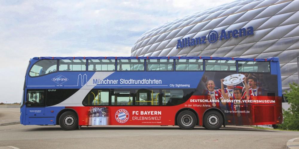 FC Bayern Fussball Tour - Bild 3