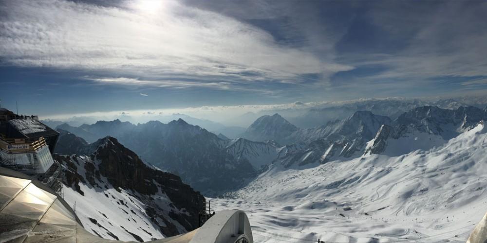 Ausflug Zugspitze - höchster Berg Deutschlands - Bild 3