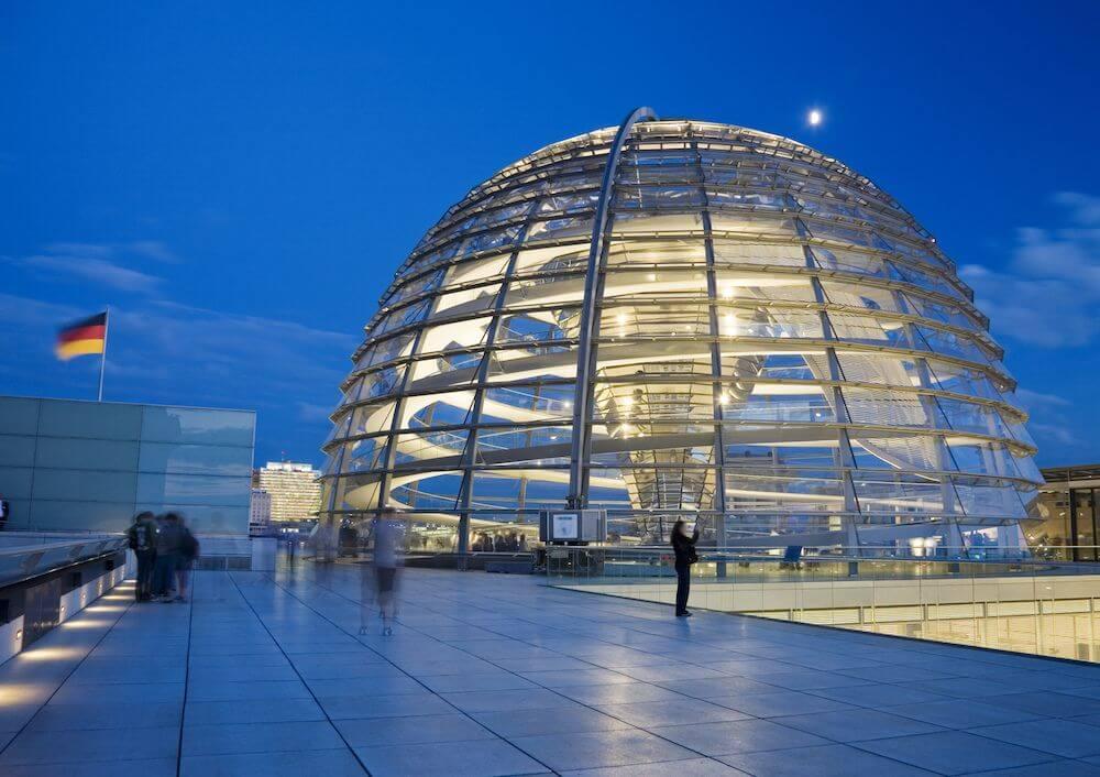 Führung Reichstag Glaskuppel & Parlamentsviertel - Bild 3
