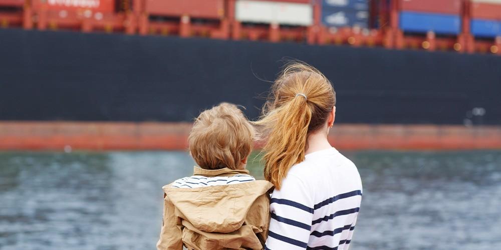 Stadtspiel für Kids - Eine spannende Schnitzeljagd durch den Hamburger Hafen - Bild 3