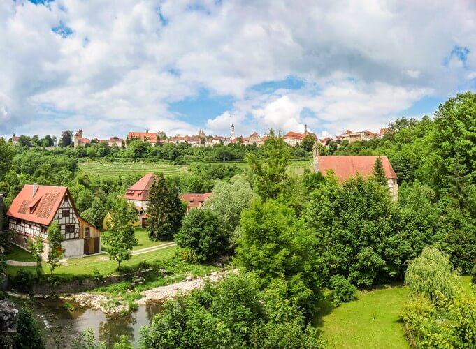 Ausflug Rothenburg & Harburg - Bild 2