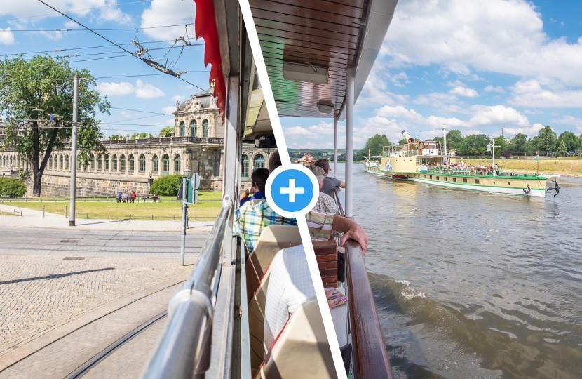 Entdeckertour - Schiff & Bus