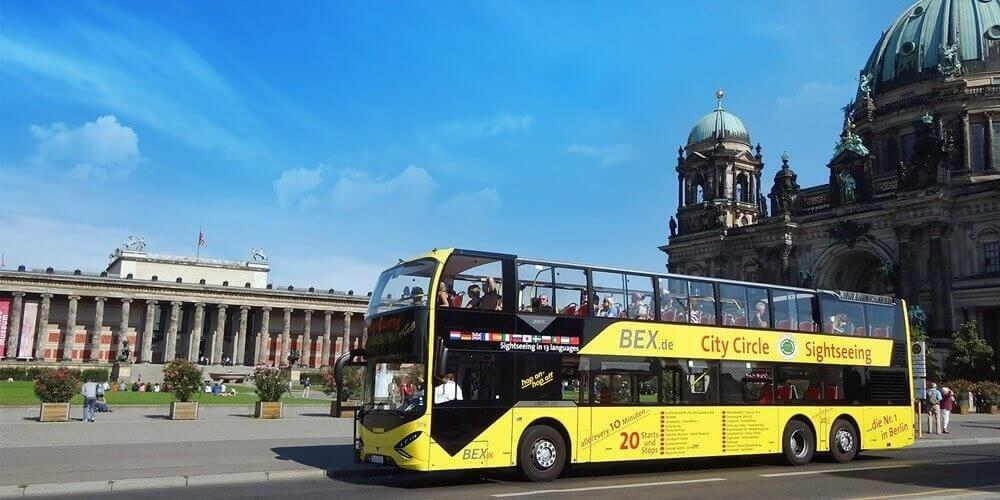24 Std. Kombiticket: 18 + 8 Haltestellen Stadtrundfahrt - Bild 4