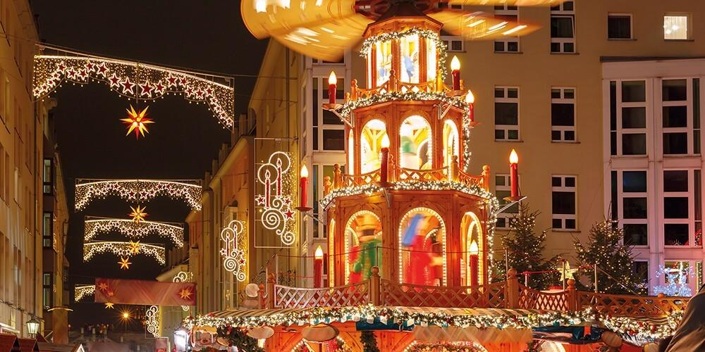 Dresdner Weihnachtsmärchen - Weihnachtliche Rundfahrt & Rundgang Weihnachtsmärkte - Bild 6