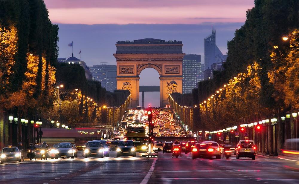 Paris bei Nacht & Grosse Stadtrundfahrt - 3 Tage - Bild 1