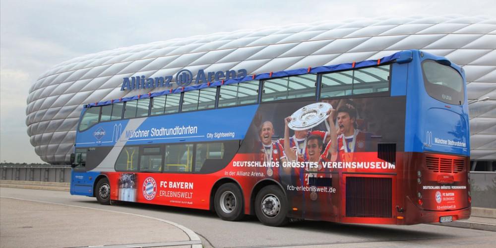 FC Bayern Fussball Tour - Bild 1