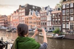 Historische Stadtführung durch Amsterdam