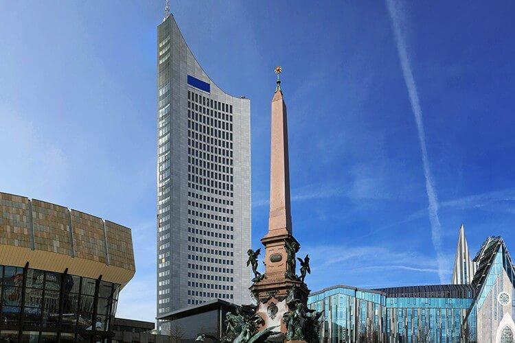 Eintritt Panorama Tower Aussichtsplattform + Getränk - Bild 4