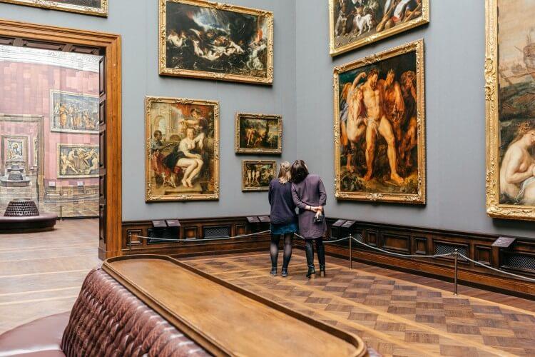 VIP-Tagesticket - als VIP in alle Museen - Bild 4