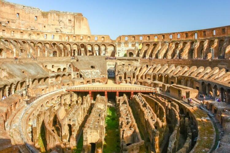 Führung: Kolosseum, Forum Romanum & Palatin Hügel - Bild 3