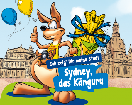 Zuckertüten-Tour am 18.8.2019 - Kinderstadtrundfahrt zum Schulanfang