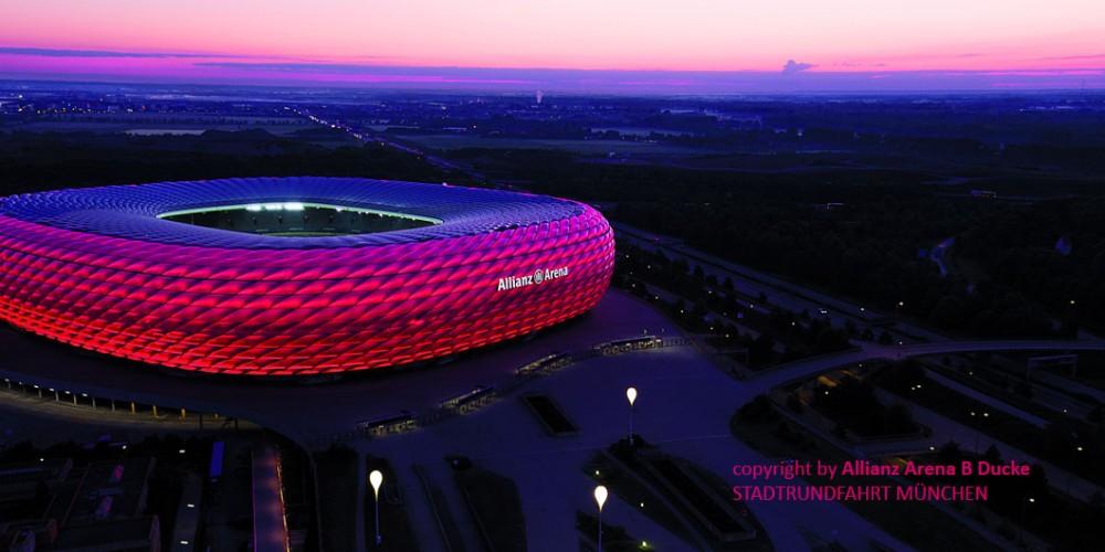 FC Bayern Fussball Tour - Bild 2