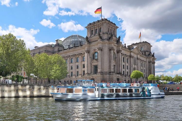 Große Spreefahrt Berlin-City - Bild 1