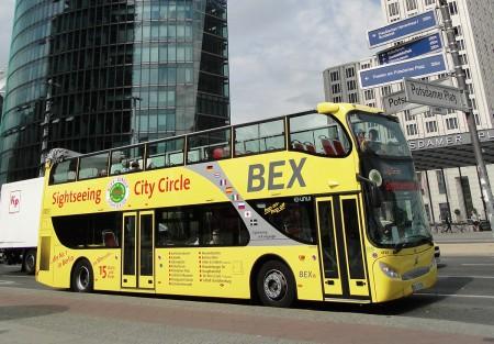 Stadtrundfahrt 18 Haltestellen - 24 Std. Ticket