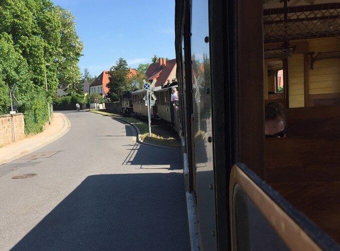 Lößnitzgrundbahn - Bild 2
