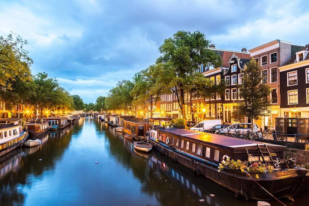 Grachtenfahrt - Amsterdam Zentrum - Bild 4