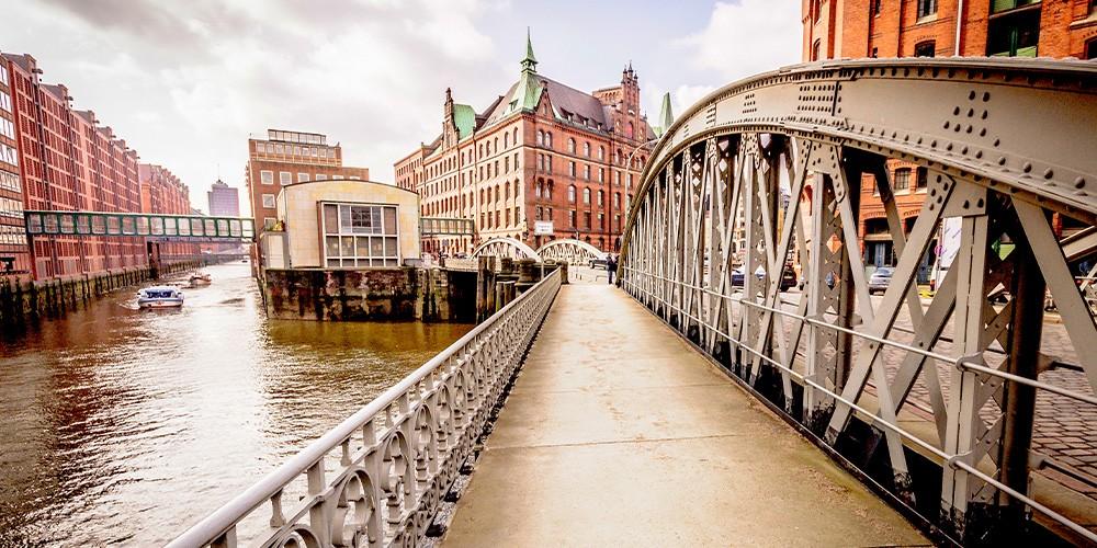 Stadtspiel für Kids - Eine spannende Schnitzeljagd durch den Hamburger Hafen - Bild 2